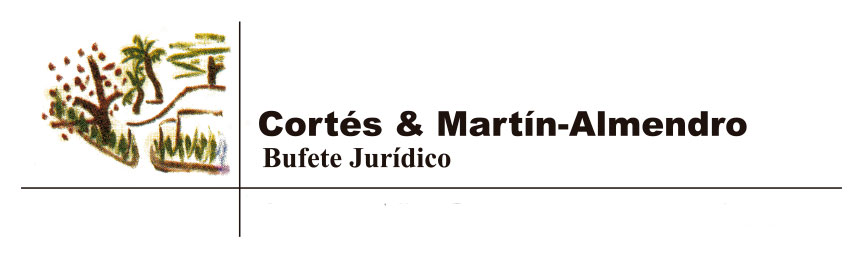 Bufete Jurídico Cortés & Martín-Almendro